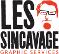 This is the home of Les Sincavage Graphic Services, LLC
